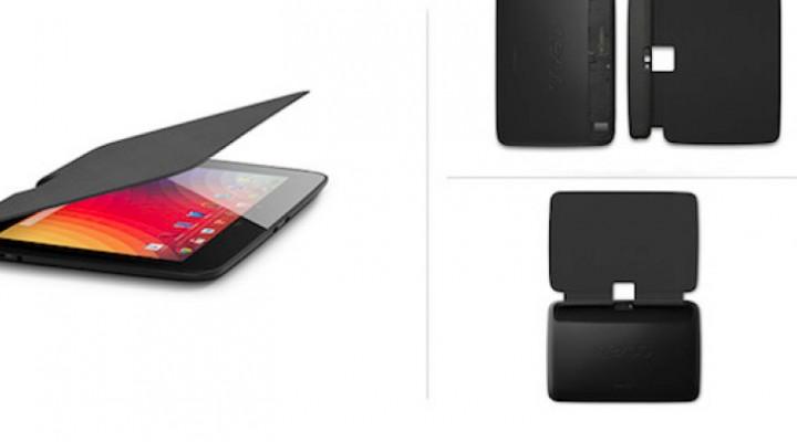 Nexus 10 official dock still MIA, as Book Cover arrives