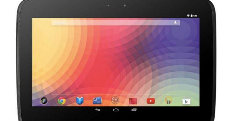 Nexus 10 2014 likelihood in five days