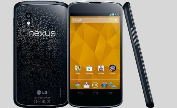 Nexus 4 demand strong in Canada