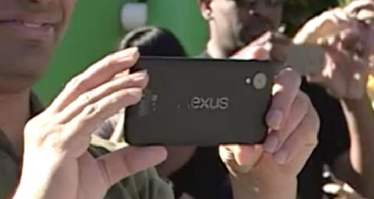 Nexus 5 release date, specs from concrete leaks