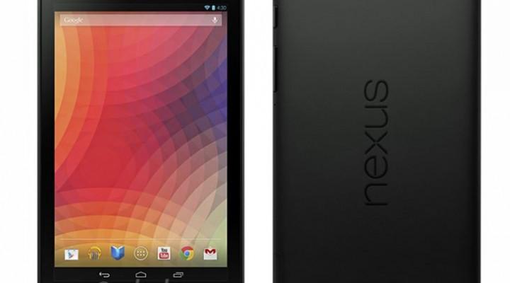 Nexus 7 2013 model revealed on Twitter