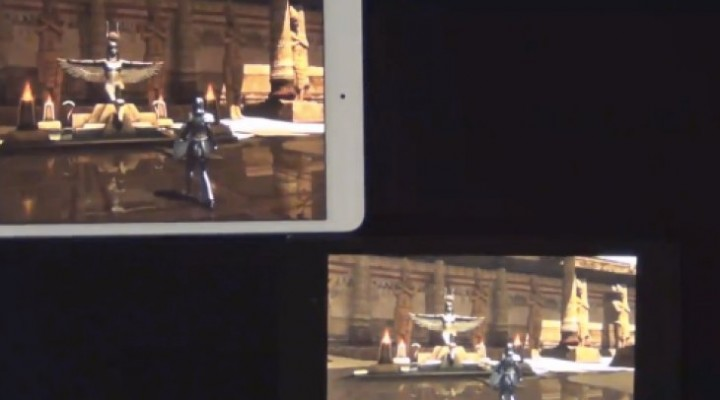 iPad Mini 2 Vs 2013 Nexus 7 gaming examination