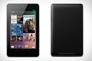 Nexus 7 choices during Labor Day sale
