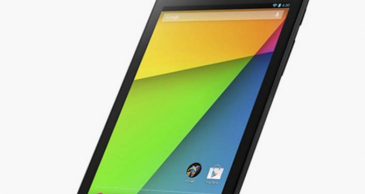 Nexus 7 2014 joy for music lovers