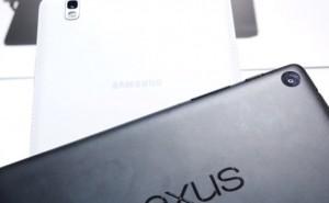 Galaxy Tab Pro 8.4 Vs Nexus 7 2013 in quick review