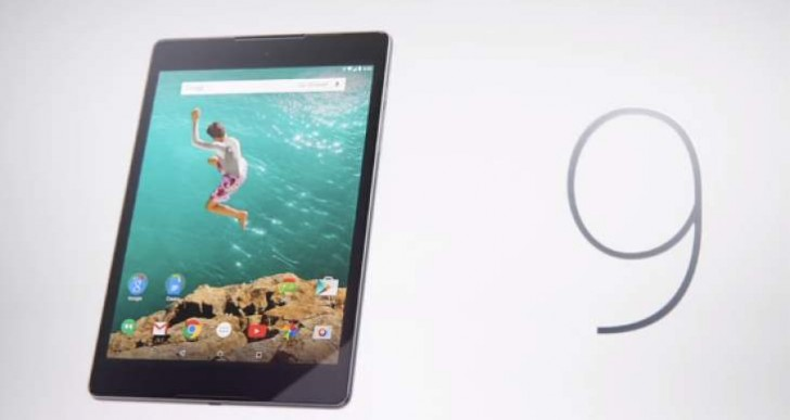 Nexus 9 and Player TV commercial
