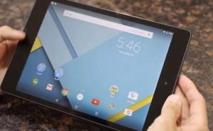 Nexus 9 unboxing before release