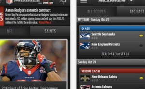 NFL Playoff games 2014 with Android, iPad apps