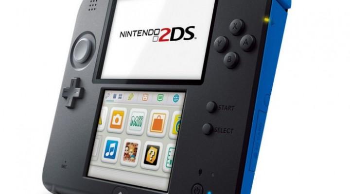 Nintendo 2DS design criticized already