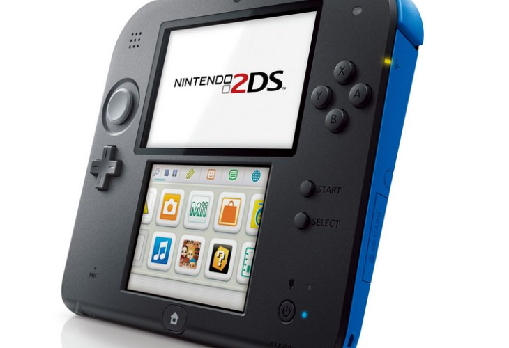 Nintendo 2DS design criticized already