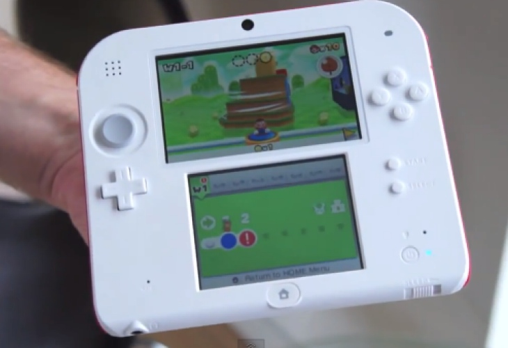 nintendo 2ds hands on preview