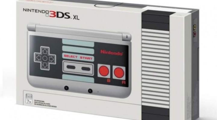 3DS NES Edition Gamestop exclusive jealousy