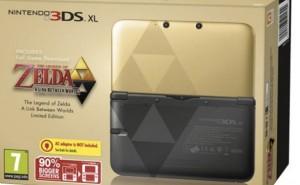 Nintendo 3DS XL popularity with Zelda A Link Between Worlds