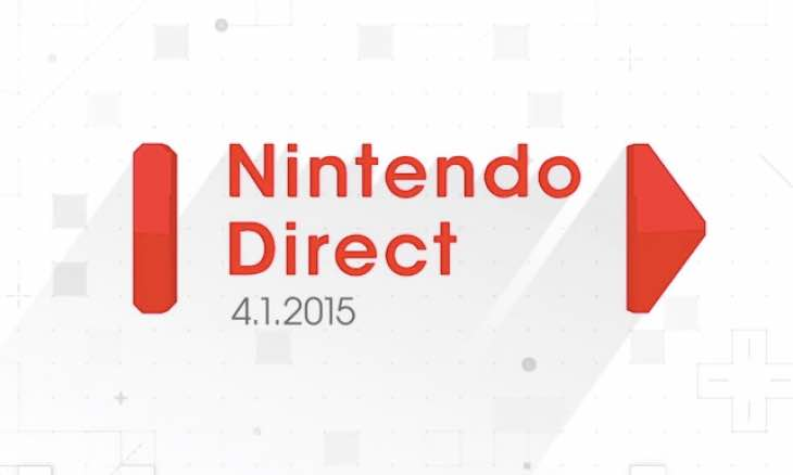 Watch Nintendo Direct replay for April 1