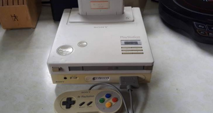 Real Nintendo PlayStation Superdisc video