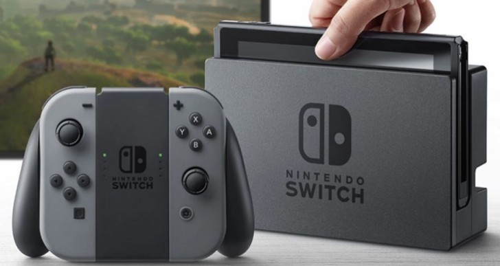 Nintendo Switch UK, US price from retailer leaks