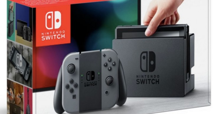 Nintendo Switch stock fears for Holiday, Christmas 2017