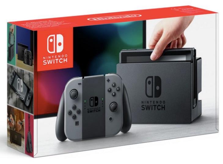 Nintendo Switch bundle deal at Tesco this week