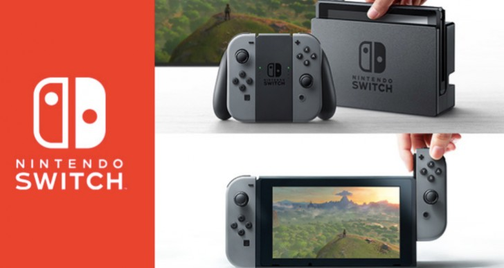 Nintendo Switch specs list, US, UK price a mystery