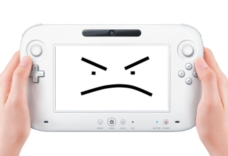 Wii U price in UK drops again, lowest ever
