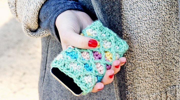 Accessorize your cell phone – and don't forget the bling