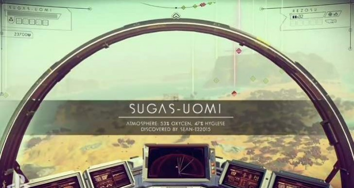 No Man's Sky PC release date will match PS4