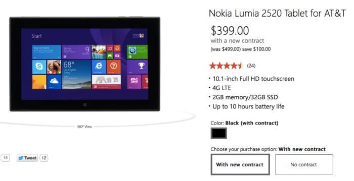 nokia-2520-tablet-discount