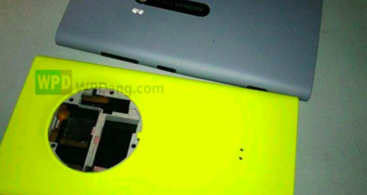 Nokia EOS massive camera sensor teased