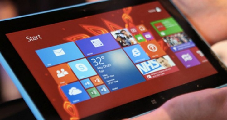 Nokia Lumia 2520 AT&T features in 60 seconds