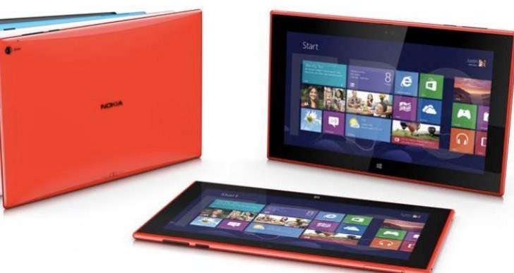 Nokia Lumia 2520 gaming potential
