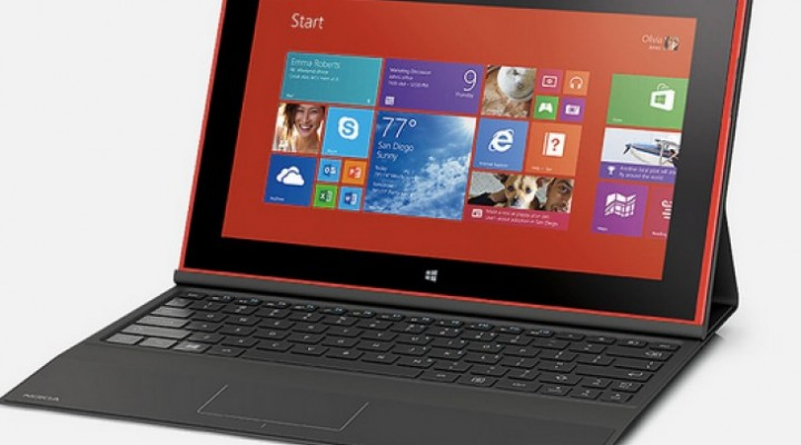Nokia Lumia 2520 keyboard review after launch