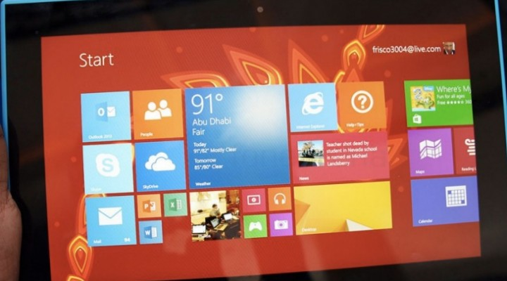 Nokia Lumia 2520 review shows Windows 8.1 RT beauty