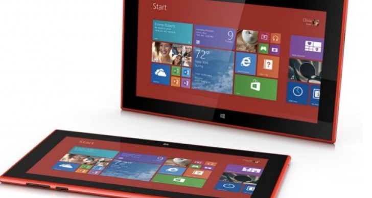 Nokia Lumia 2520 Vs Surface Pro 2 not good for Microsoft