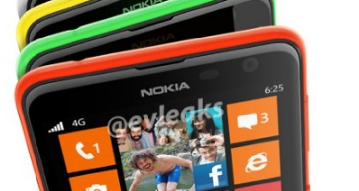 Nokia Lumia 625 specs, first picture for color fans
