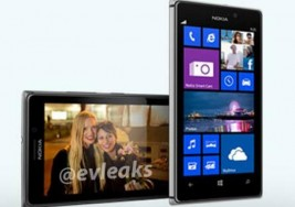 Nokia Lumia 925 image boasts metallic traits