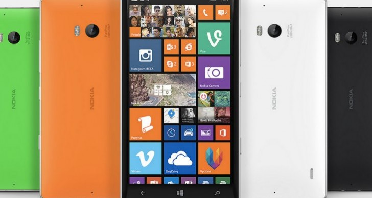Nokia Lumia 930 US release date desire