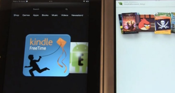 Nook HD+ Vs Kindle Fire HD 8.9 tablet hardcore review