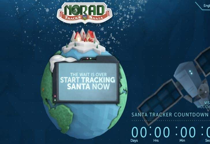 Google vs. NORAD Santa Tracker 2013