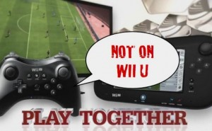 Wii U skipping football games in 2013