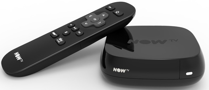 Now TV box deal with 3 months Sky for £15