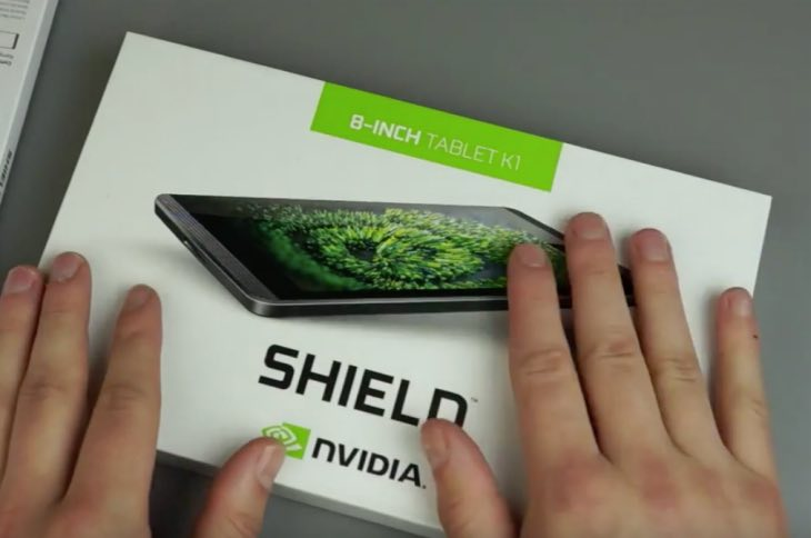nvidia-shield-tablet-k1-unboxing