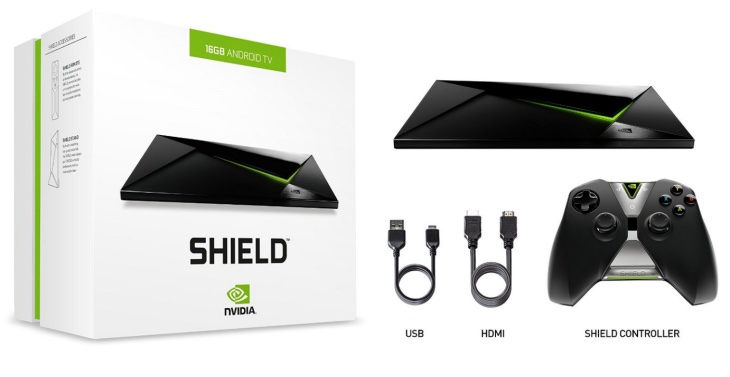 NVIDIA Shield TV Nougat update notes with big features – Product