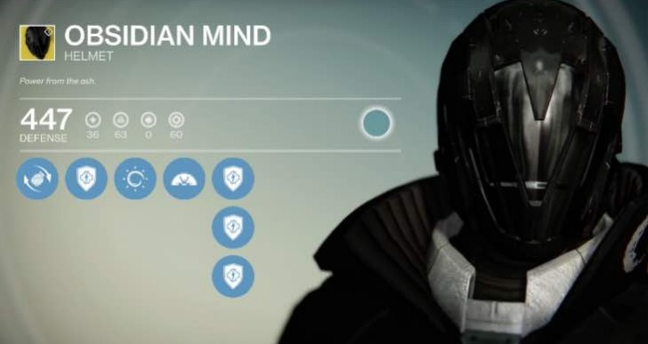 Destiny Obsidian Mind review for Nova bomb heaven