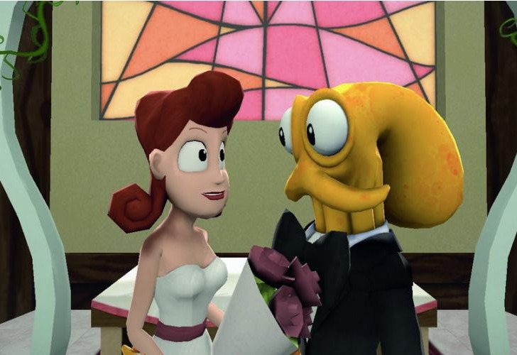 Octodad: Dadliest Catch PS4 release with discount