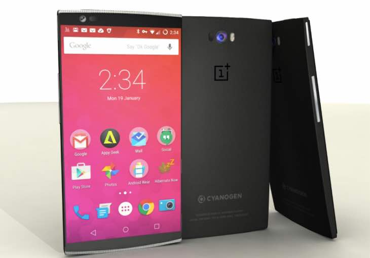 OnePlus Two release date with Galaxy S6 design