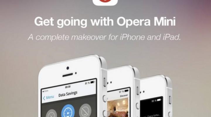 Opera Mini unlimited content for some
