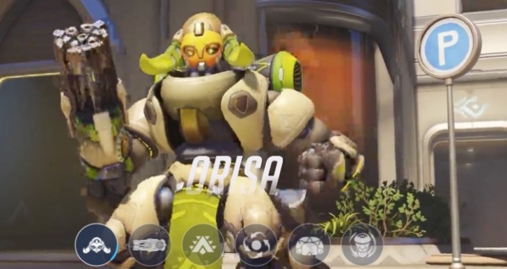 Overwatch Orisa release date countdown on PS4, Xbox One