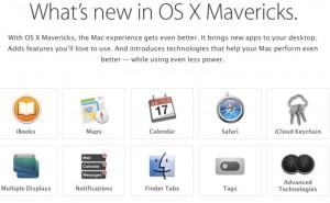 Mac OS X Mavericks 10.9.4 update live