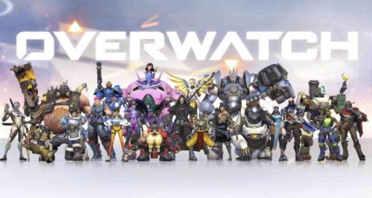 Overwatch July 2016 update with new character mystery