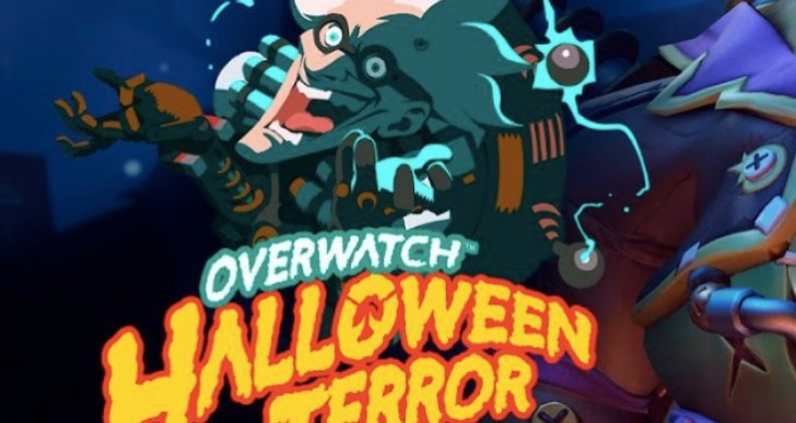 What time Overwatch Halloween 2017 event starts for US, UK